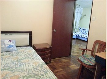 EasyRoommate HK - a spacious, furnished room close to MTR West Line yuen long station, Yueng Long - HKD5,000 pcm