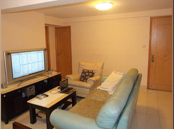 EasyRoommate HK - $4500/Mnth Cozy Flat + covered Rooftop, Yuen Long - NO DEPOSIT, Yueng Long - HKD4,500 pcm