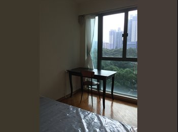 EasyRoommate HK - Masterbedroom Available for one girl, Hung Hom - HKD10,500 pcm