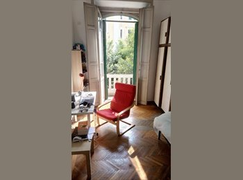EasyStanza IT - Wonderful bright room available for Exchange students (Fall 2017) LUISS - Sapienza, GUEST READY, Parioli-Pinciano - € 500 al mese