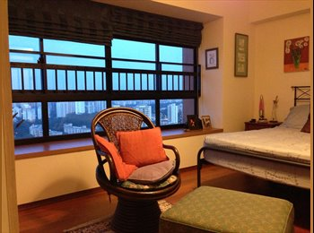 EasyRoommate SG - ROOM WITH A  VIEW      (Room has been RENTED)                   , Clementi - $1,300 pm