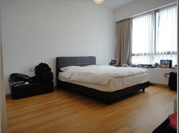 EasyRoommate SG - FULL FURNISH BIG MASTER ROOM WITH BALCONY IN 1 SHENTON WAY, Singapore - $2,700 pm