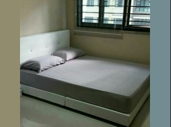 EasyRoommate SG - Common Room for Rent at Sengkang near MRT, Sengkang - $900 pm