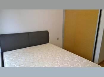 EasyRoommate SG - 1 shenton way Queen Outdoor Balcony Room . Shenton Way Place, Singapore - $2,000 pm