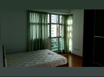 EasyRoommate SG - 800SGD Master Bedroom in Punggol for rent, Punggol - $800 pm