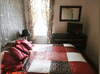 EasyRoommate UK - Double room to rent in friendly house in Blackpool, Blackpool - £340 pcm