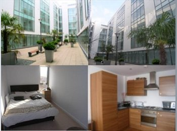 EasyRoommate UK - City Centre Double All Inclusive, Ancoats - £499 pcm