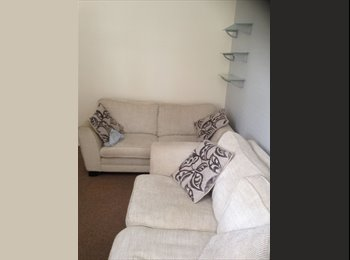 EasyRoommate UK - Double attic bedroom available now - just decorated, Nether Edge - £250 pcm