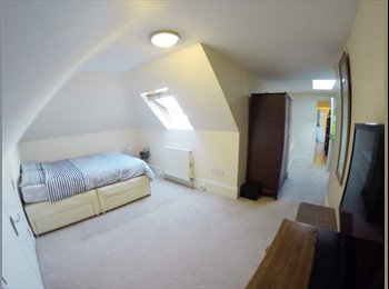 EasyRoommate UK -  Spacious double room in modern 3 bed apartment, Winton - £600 pcm