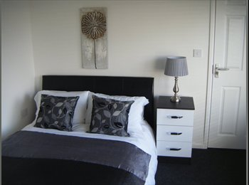 EasyRoommate UK - A Beautiful room in a refurbished spacious house, Poole - £498 pcm