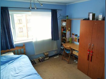 EasyRoommate UK - LARGE DOUBLE STUDY B'ROOM friendly shared house, Netherthorpe - £274 pcm