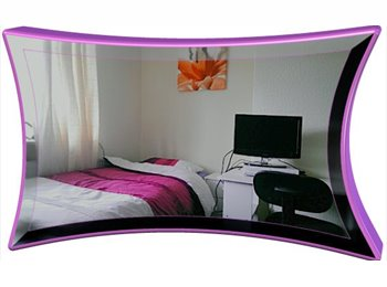EasyRoommate UK - Double/Twin bedrooms with ensuite bathroom Sat TV Unlimited Broadband Radio and Tea, Whitehaven - £450 pcm