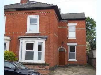 EasyRoommate UK - Big double room in a gorgeous house - Derby City Centre, Litchurch - £430 pcm