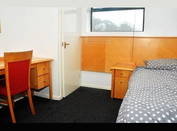EasyRoommate UK - Comfy Single Furnished room in Town Centre, Bournemouth - £400 pcm