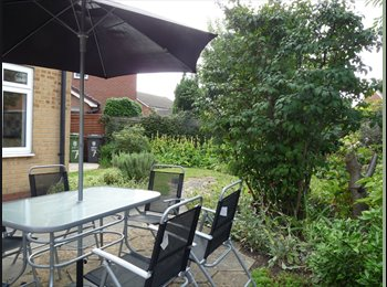 EasyRoommate UK - 3 Excellent Double Ensuites in CB1, Church End - £650 pcm