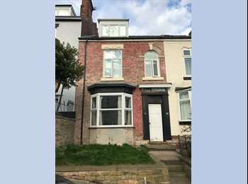 EasyRoommate UK - Double room in 4 bed house share in Walkley, Sheffield S6, Upperthorpe - £250 pcm