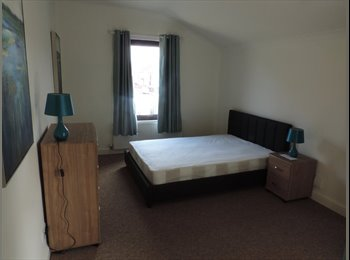 EasyRoommate UK - Spacious and high quality large double room with ensuites walking distance to City Centre, Peterborough - £525 pcm