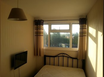 EasyRoommate UK - LARGE ROOM AVAILABLE IN FRIENDLY, FUN EASY GOING HOUSEHOLD, Small Thorne - £320 pcm