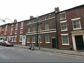 EasyRoommate UK - Large Room Double Bed Student Accommodation in Central Sheffield, Sheffield - £364 pcm
