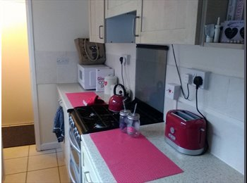 EasyRoommate UK - Mid Terrace in Basford - Furnished Double Room Available, Newcastle under Lyme - £250 pcm