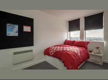 EasyRoommate UK - Luxury Studio in the heart of Nottingham!, Nottingham - £594 pcm