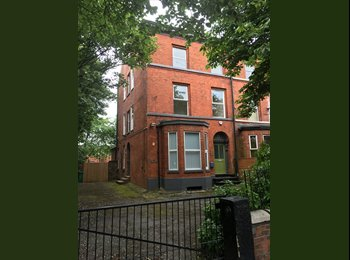 EasyRoommate UK - Victorian Build House Share, Whalley Range - £550 pcm