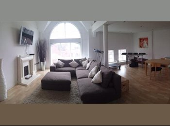 EasyRoommate UK - Double ROOM IN BEAUTIFUL City Centre PENTHOUSE  near Train & Bus, Wolverhampton - £490 pcm