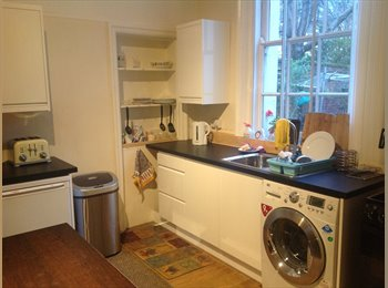 EasyRoommate UK - Large detached Georgian house , Sefton Park - £500 pcm