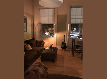 EasyRoommate UK - Beautiful flat, Park district, Glasgow, Anderston - £650 pcm