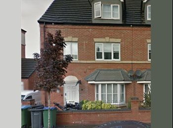 EasyRoommate UK - Double Room- To let , Rotton Park - £450 pcm