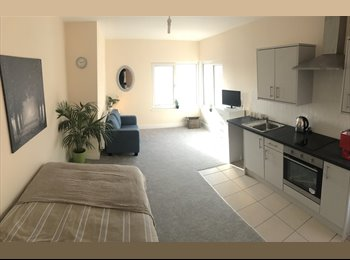 EasyRoommate UK - Studio room - with kitchen and en suite BRAND NEW , Northampton - £650 pcm