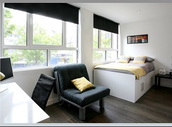 EasyRoommate UK - Amazing Studio located in the heart of Sheffield, Sheffield - £600 pcm