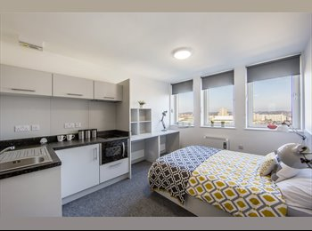 EasyRoommate UK - Brand new studios in the centre of town!, Nottingham - £585 pcm