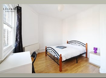 EasyRoommate UK - Double Rooms 3 min from Shadwell station, £150-210 pw all bills included, Whitechapel - £650 pcm