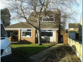 EasyRoommate UK - Double Room In House Avaliable Formby , Sefton - £400 pcm