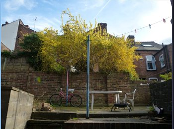 EasyRoommate UK - Two doubles,one with en suite Sharrowvale Road, Sharrow - £343 pcm