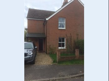 EasyRoommate UK - Lovely bedroom and use of private sitting room, Farnham - £400 pcm