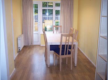 EasyRoommate UK - Single bedroom in a shared 3 Bedroom House, Cherry Hinton - £320 pcm