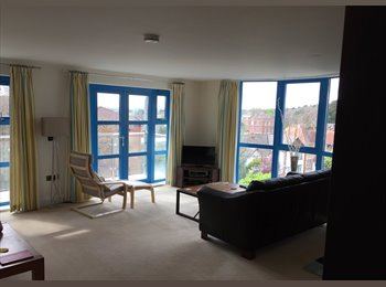 EasyRoommate UK - Room in High End Apartment.Bills inc. Ashley Cross, Poole - £550 pcm