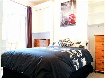 EasyRoommate UK - Double Room right next to Tooting Broadway Tube!, Tooting - £660 pcm