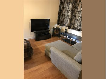 EasyRoommate UK - Prime Location, Modern, City Centre, Fully Furnished Flat. Double rooms, Aberdeen - £350 pcm