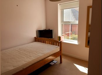 EasyRoommate UK - A room with exclusive bathroom, Crawley - £500 pcm