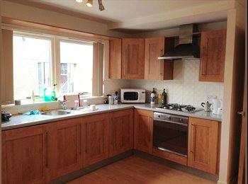 EasyRoommate UK - Spacious double bedroom to rent in city centre amazing flat, Gorbals - £363 pcm