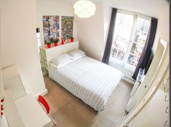 EasyRoommate UK - Rare Quiet Ensuite Room in Soho & Roof Terrace, Soho - £1,400 pcm