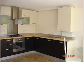 EasyRoommate UK - Flatmate required for 2 bed flat in central Guildford, Guildford - £650 pcm