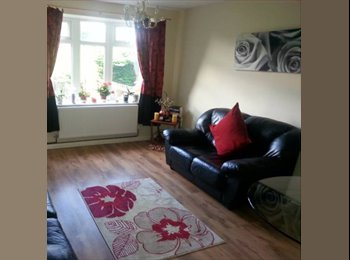 EasyRoommate UK - Double room close to Derby city centre , Litchurch - £400 pcm