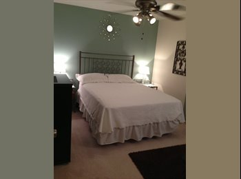 EasyRoommate US - 1 Bedroom available for Rent , Princeton Lakes - $500 pm