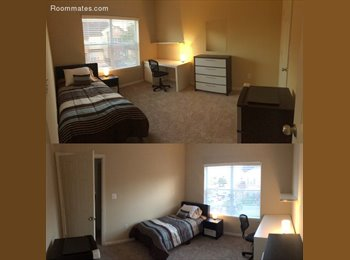 EasyRoommate US - Furnished bedroom available, perfect for college student, Energy Corridor - $565 pm