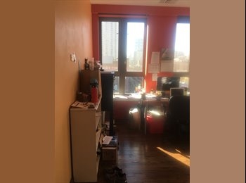 EasyRoommate US - Updated Large 2bedroom 2 bath Condo in downtown Chicago!, Fulton River District - $1,250 pm