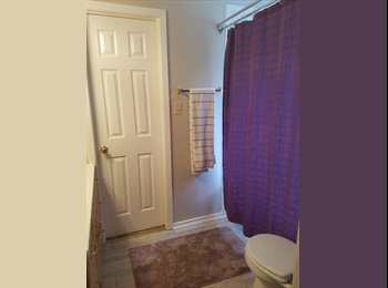 EasyRoommate US - Large Unfurnished 1BR w/ Private Bath, Spring - $750 pm